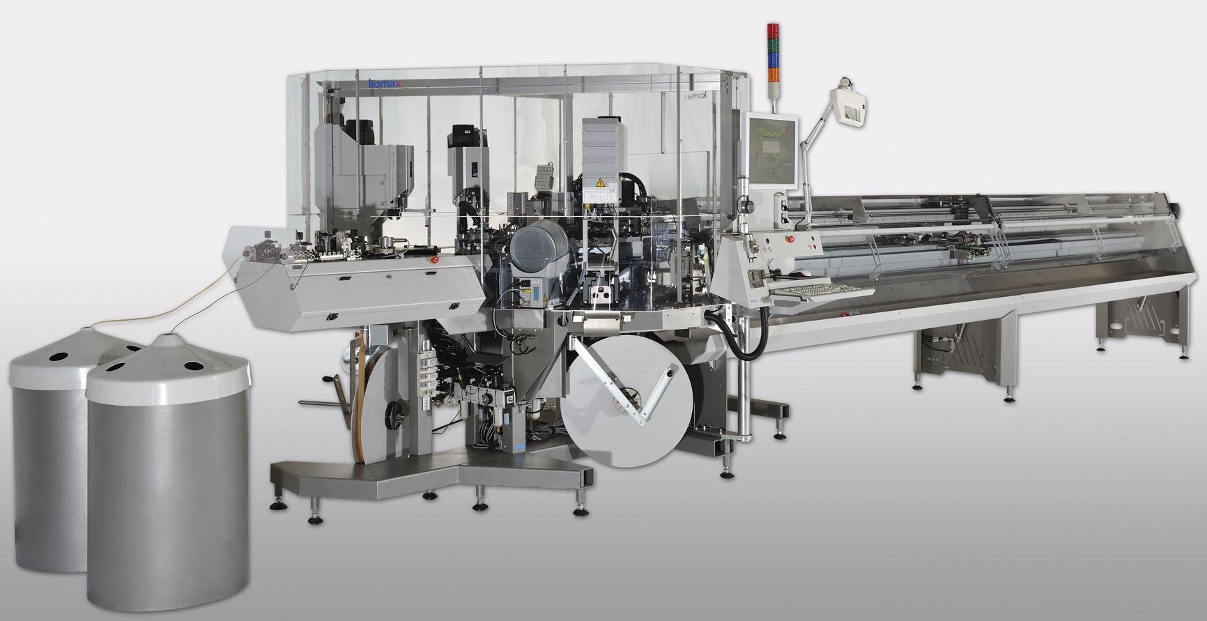 Komax Alpha 488 S Twister | Unitek -Cable preparation